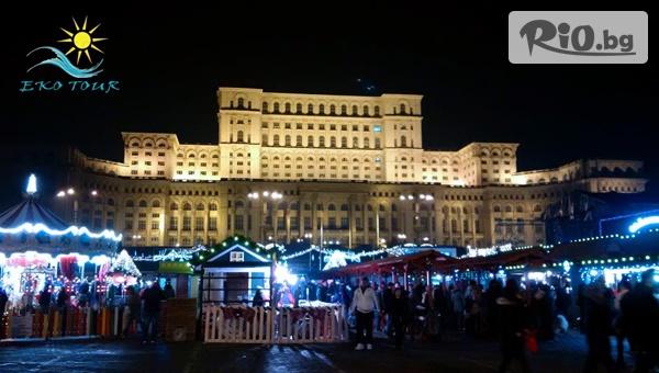 Предколедни базари в Румъния #1