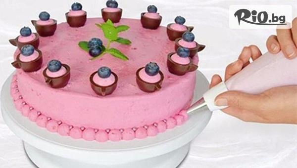 Стойка за декорация на торта #1