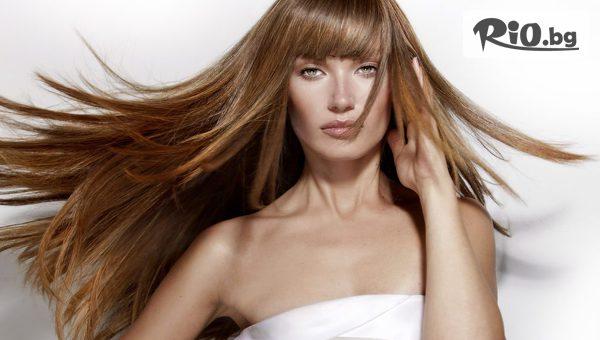 Масажно измиване и право изсушаване с 55% отстъпка, от Салон за красота Mary Perfect Style