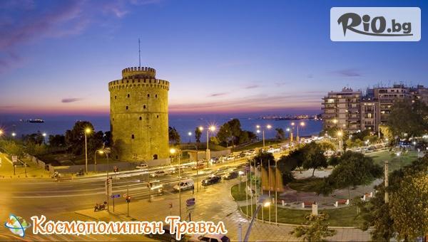 Нова година в Солун #1