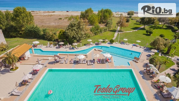 Късно лято в Пиерия, Гърция #1