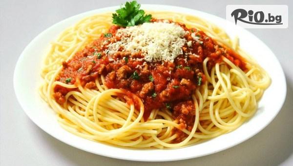 """Спагети """"Болонезе"""" #1"""