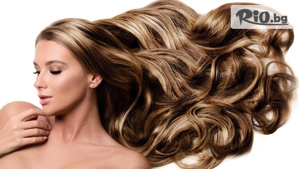 Тройна грижа за косата #1