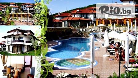 Лятна почивка за компанията във Вила Рада, край Слънчев бряг! Нощувка за до 4-ма   басейн и шезлонг за 18.47лв...