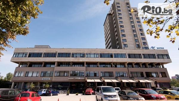 Пловдив, Хотел SPS #1