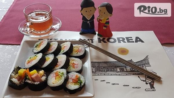 "Корейско суши ""Кимбап"" #1"