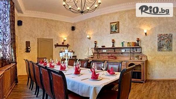 Нова година в полите на Витоша! 1, 2 или 3 нощувки със закуски за ДВАМА, от Хотел Александър Палас 3*, София