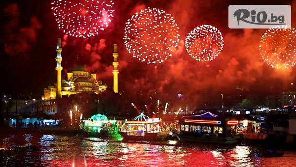 Нова година в Истанбул! 3 нощувки и закуски в хотел The City Port 3*, автобусен транспорт и екскурзовод, от ABV Travels