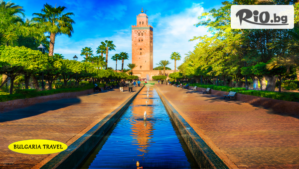 Екскурзия до Маракеш, Мароко #1