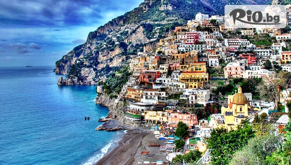 Матера, Соренто, Неапол и Рим #1