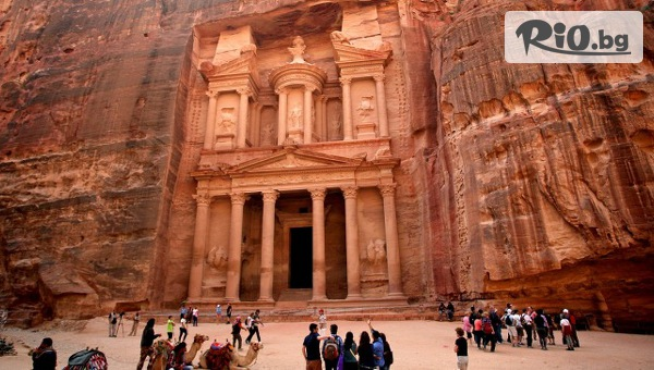 Самолетна екскурзия в Йордания #1