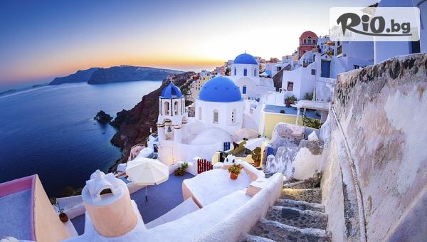 Санторини и Древна Атина #1