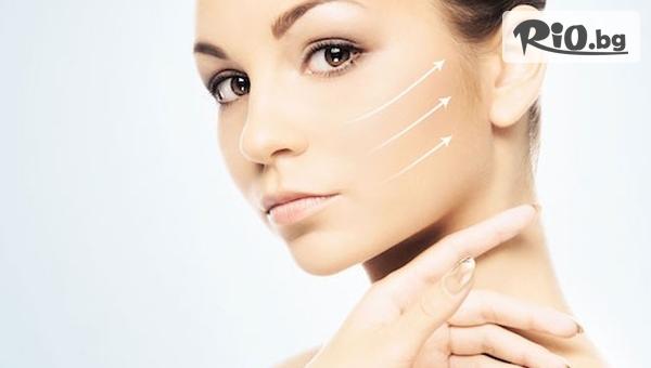 Радиочестотен лифтинг на цяло лице с 63% отстъпка, от Tesori Beauty Salon