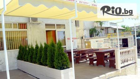 Изгодна почивка в Сандански! Нощувка или Нощувка със закуска на цена от 13.90лв, от Хотел Анели