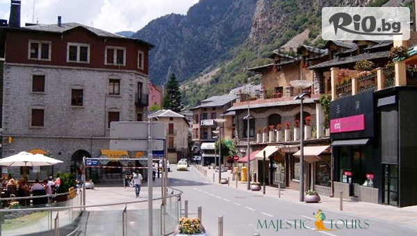 Самолетна екскурзия до Андора #1
