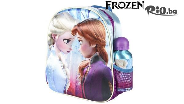 3D Детска раница на замръзнало кралство #1