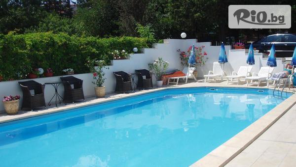 Почивка в Созопол през Май! 2, 3 или 5 нощувки със закуски и вечери + басейн, от Хотел Кристиан
