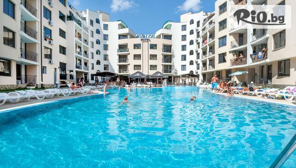 Хотел Авалон 4*, Слънчев бряг #1