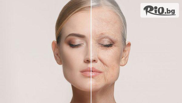Електромагнитен лифтинг на лице с нов революционен апарат с нестандартна технология, подходяща за всички възрасти, от Tesori Beauty Salon