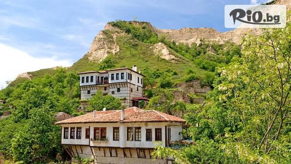 Еднодневна екскурзия до Рупите, Мелник и Роженски манастир + автобусен транспорт, от ТА Поход