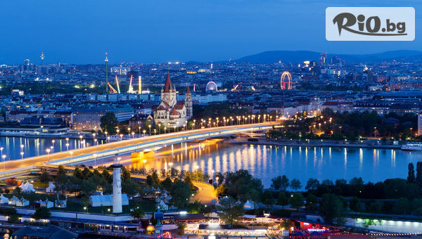 5-дневна екскурзия до града на Моцарт - Виена! 2 нощувки със закуски в хотел 3*, панорамна обиколка на Виена и автобусен транспорт, от Космополитън Травъл