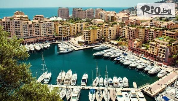 """Екскурзия """"Великолепието на Барселона, Френската Ривиера и Прованс""""! 7 нощувки със закуски и 2 вечери в хотел 3* + автобусен транспорт и екскурзовод, от Онлайн Травъл"""