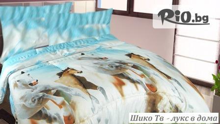 3D спален комплект за СПАЛНЯ само за 35лв, вместо за 65лв, от Шико - ТВ ООД. за сладки сънища!