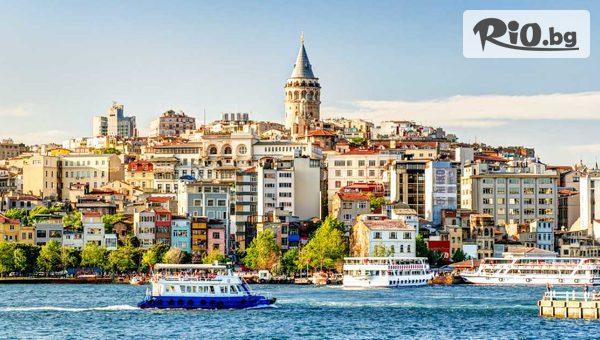 Лятна промоция! Екскурзия до Истанбул на дати по избор! 2 нощувки със закуски + транспорт и екскурзовод, от ABV Travels