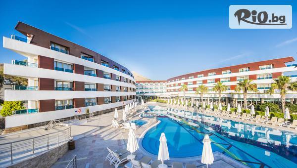 Луксозна почивка в Бодрум! 7 нощувки на база Ultra All Inclusive в HOTEL GRAND PARK BODRUM 5*, от Онлайн Травъл