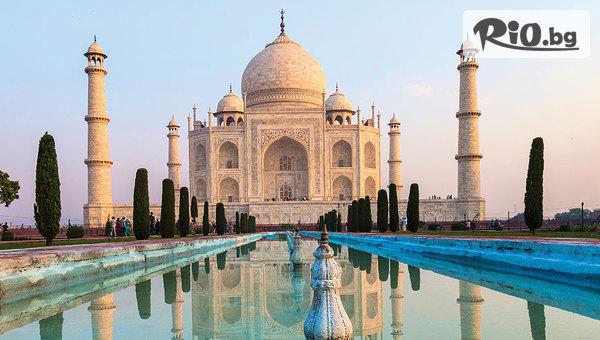 """12-дневен Круиз """"Перлите на Индийския океан"""" с посещение на с Делхи, Тадж Махал, Доха, Мале, Коломбо, Гоа, Мумбай и Агра, от Травел Холидейс"""