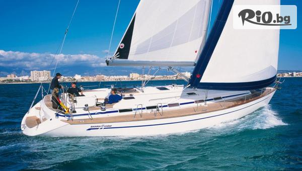 2 или 4 часа разходка с луксозна яхта в Черно море + включена храна или напитка, от Яхта BAVARIQ 49