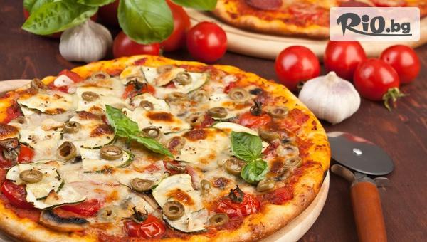 Вкусна Пица по избор #1