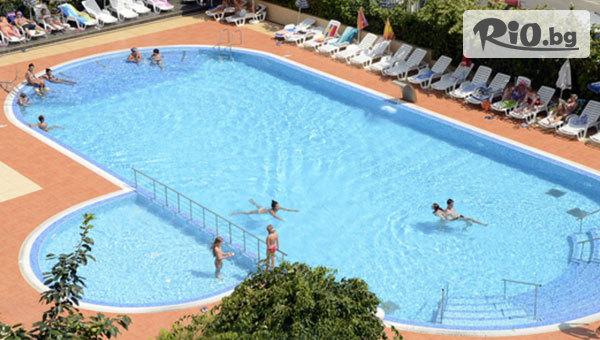 Цяло лято в Несебър! Нощувка на база All Iclusive + басейн, шезлонг и чадър, от Хотел Арсенал на 50 метра от морския бряг