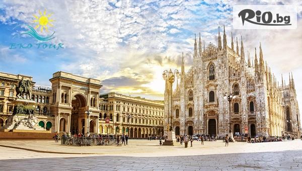 5-дневна екскурзия до Верона, Милано, езерото Гарда, Сирмионе, Венеция и по желание посещение на Италианските езера - Комо и Лаго Маджоре, от Еко Тур Къмпани