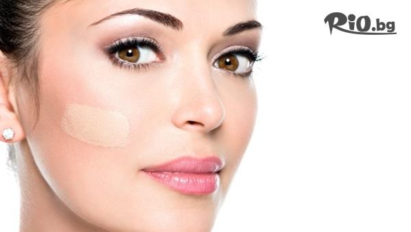 Терапия Мезо перманентен фон дьо тен на цяло лице, от Beauty Studio Faces
