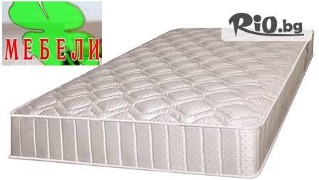 Спокоен сън с еднолицеви матраци с до 30% отстъпка от Мебели Детелина