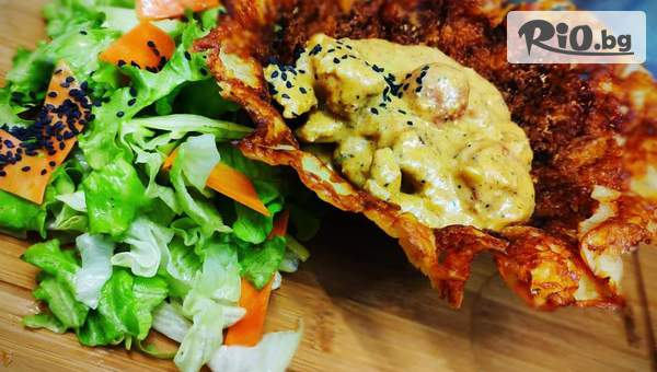Вкусно двустепенно обедно меню: Основно ястие и Десерт, по избор, от Ресторант При Пачо