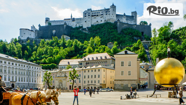 7-дневна екскурзия до Залцбург, Мюнхен, Нюрнберг, Улм и Аугсбург! 5 нощувки със закуски и транспорт, от Bulgarian Holidays