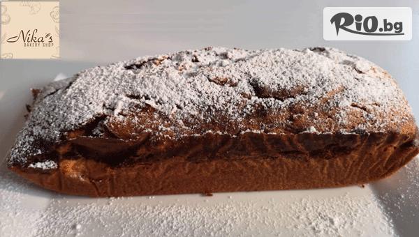 Вкусен домашен кекс 0.800 кг, от Бутикова Пекарна Nika´s bakery shop
