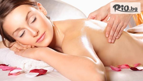 Топла ароматерапия за цяло тяло + комплексна грижа за лицето 3 в 1, от Tesori Beauty Salon