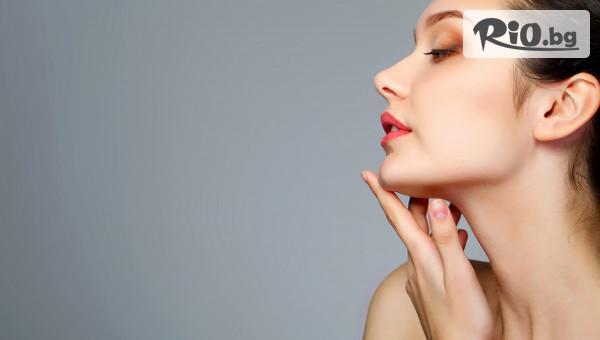 Антиейдж терапия с хиалурон + масаж на лице, от Alga Beauty andamp;Spa