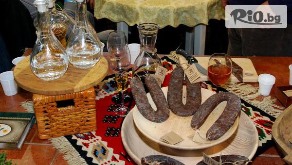 Пеглана колбасица в Пирот