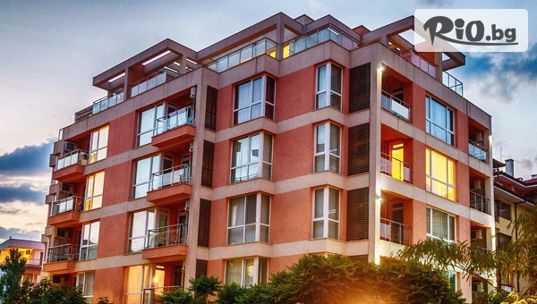 Слънчев бряг, Хотел Дариус #1