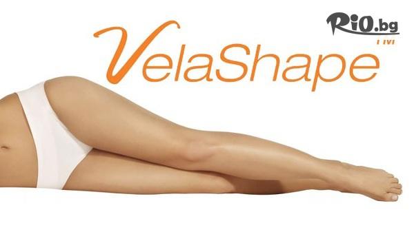 Процедура с Vela Shape II на зони по избор или на цяло тяло, от Салон за красота Мелани - Център