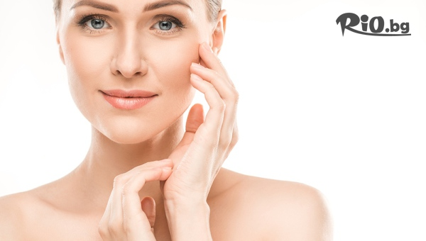 Цялостна терапия за лице - водно дермабразио, радиочестотен лифтинг, кислородна мезотерапия и криотерапия, от Козметично студио Kult Beauty