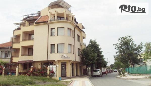 Фамилна къща Авджиеви, Приморско #1