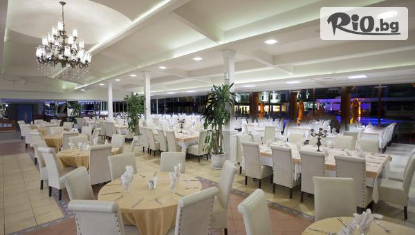 Почивка в Дидим! 5 или 7 нощувки на база All Inclusive в Didim Beach Resort Aqua and Elegance Thalasso 5* + безплатно за дете до 13 год., със собствен транспорт, от Глобус Холидейс