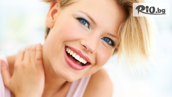 Металокерамична коронка + обстоен стоматологичен преглед и план на лечение, от Дентална клиника Персенк