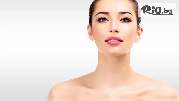 Химичен пилинг на лице от ново поколение, стабилизирана трихлороцетна киселина + коджиева и бадемова в гелообразна форма, от Център за естетична и холистична медицина Симона