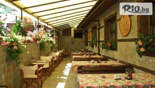 СПА почивка в Стрелча до края на Юни! Нощувка със закуска и вечеря + СПА с гореща минерална вода, от Kъща за гости Митьова къща